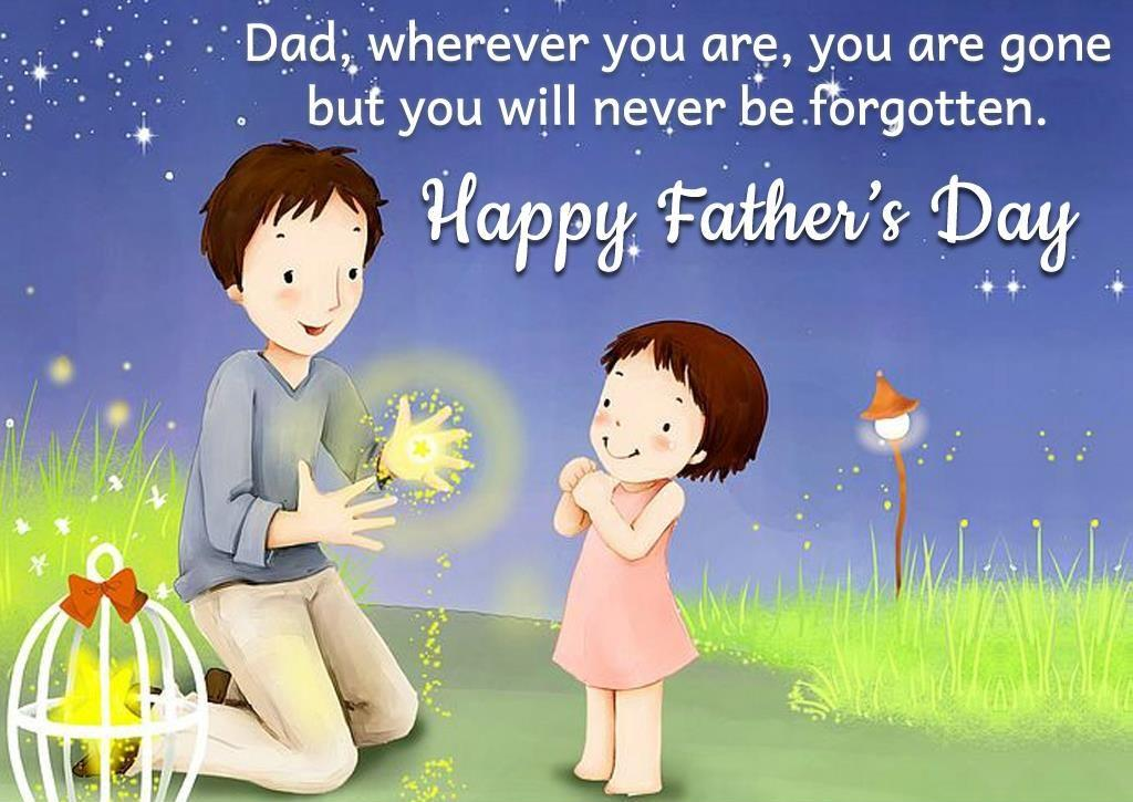 Fathers Day HD Animated Gif Wallpapers - DP Images For Whatsapp Facebook