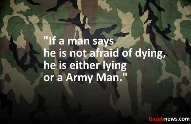 Indian Army Hindi Shayari - Desh Bhakti Quotes Wallpapers