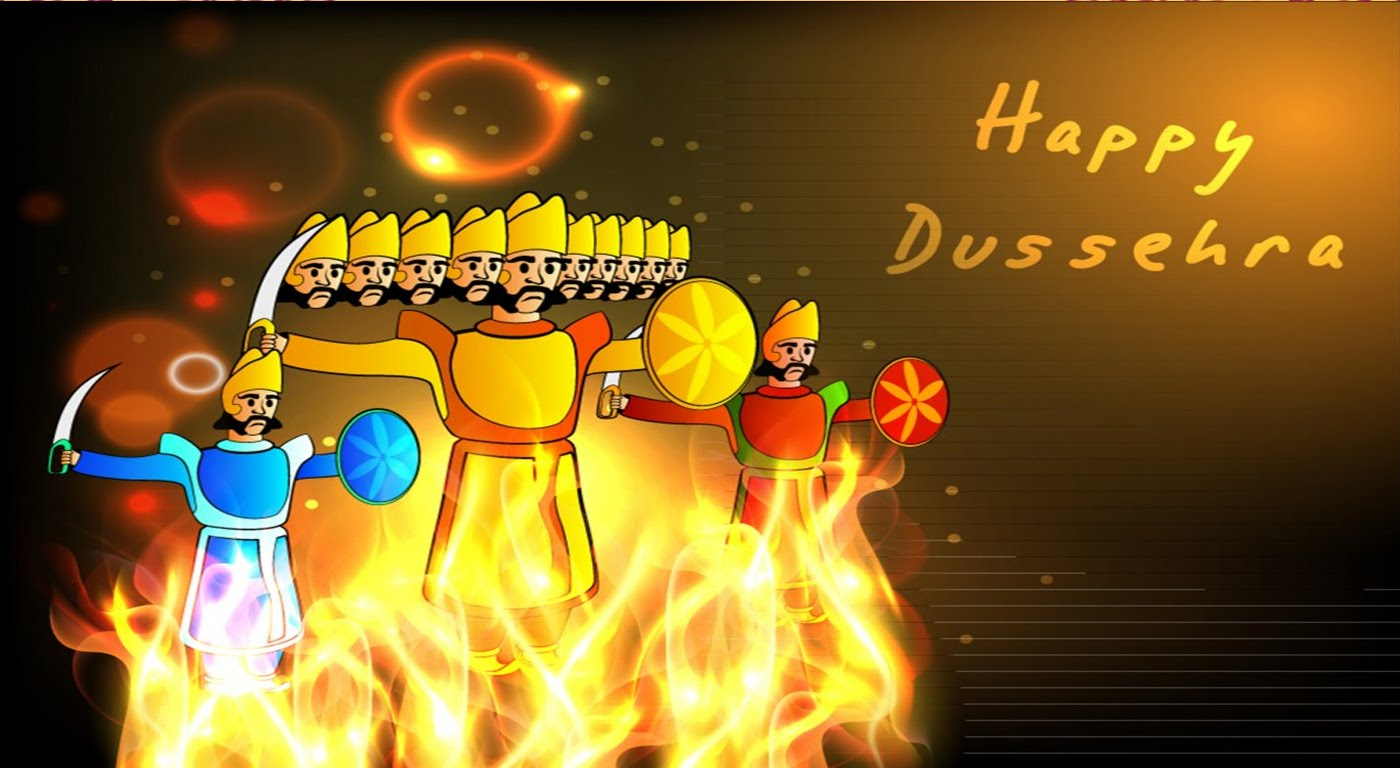 Dussehra/Dasara HD Wallpapers Images Pics Photos Free Download