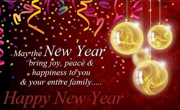 Happy New Year Status For Whatsapp Facebook Story
