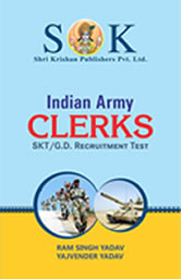 Indian Army Books - Free Download Ebooks for GD Clerk Tradesman